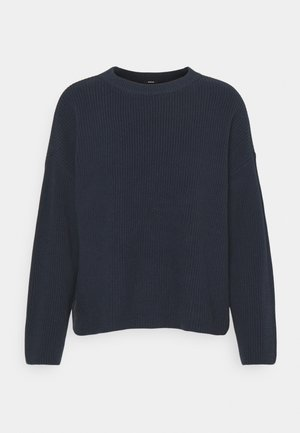 COPPED JUMPER - Sweatshirt - navy blazer