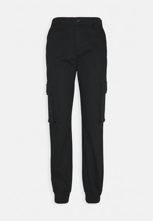 ONLMADEA - Cargo trousers - black
