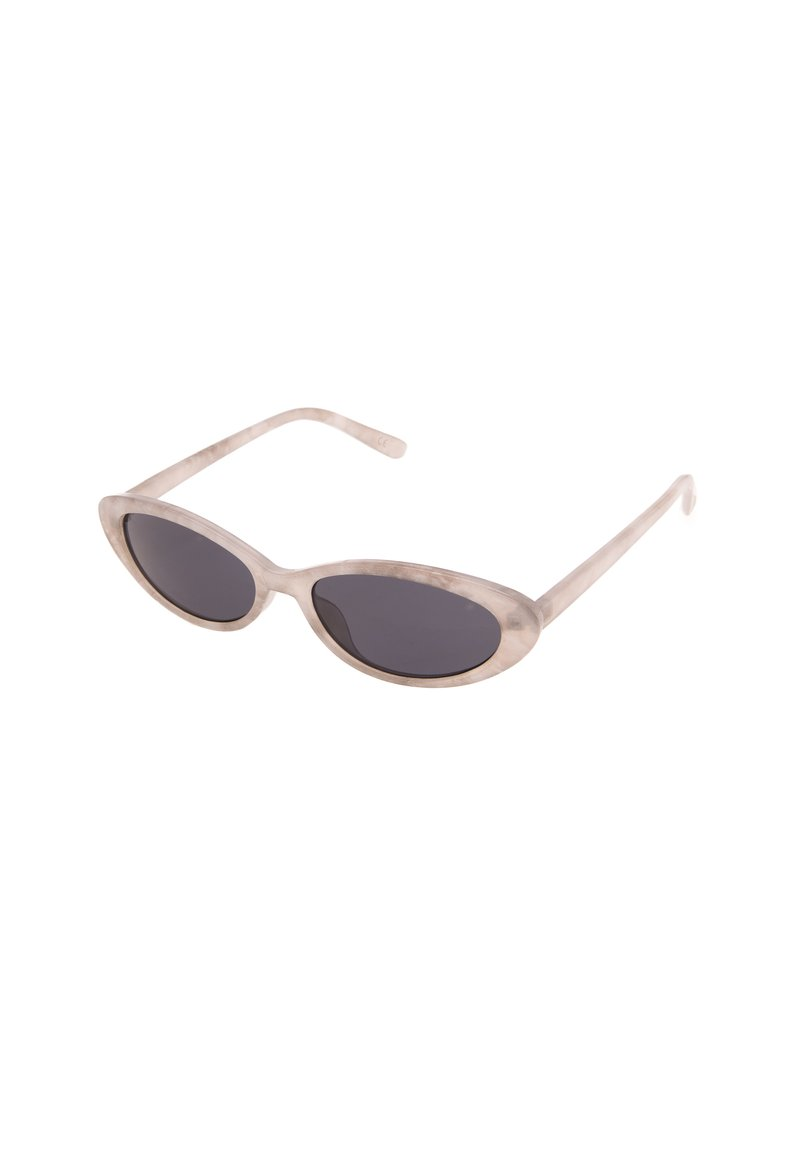 Jeepers Peepers - Lunettes de soleil - white