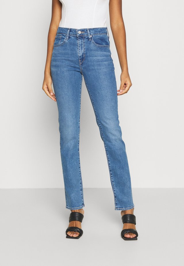 724 HIGH RISE STRAIGHT - Jeans Straight Leg - rio frost