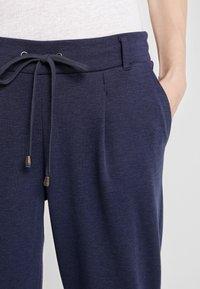 edc by Esprit - FINE PANT - Tracksuit bottoms - navy - 5