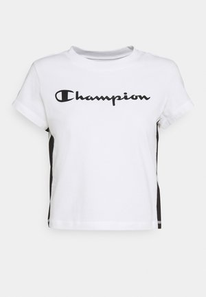 CREWNECK LEGACY - Camiseta estampada - white