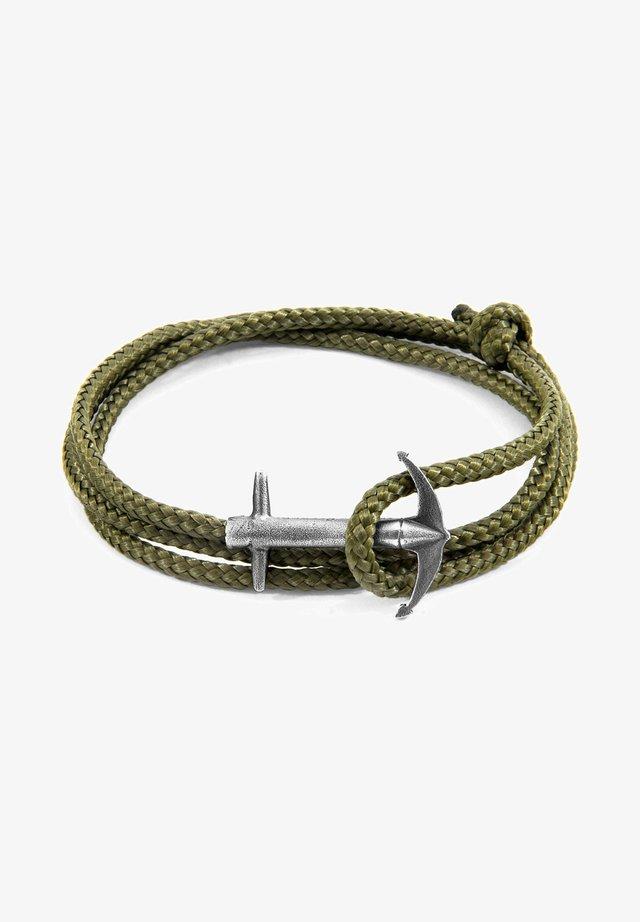 ADMIRAL - Bracelet - olive