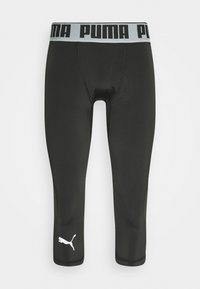 BBALL COMPRESSION - Pantalon 3/4 de sport - puma black