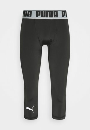 BBALL COMPRESSION - 3/4 sports trousers - puma black