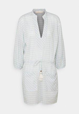 TUNIC DRESS - Denní šaty - swim blue