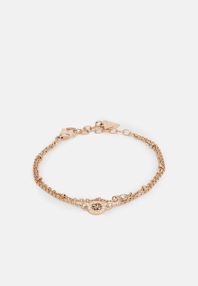 MINIATURE - Bracelet - rose gold-coloured