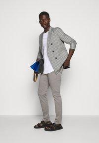JOOP! Jeans - STEEN - Trousers - light grey - 1