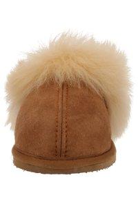 Shepherd - Tøfler - chestnut - 2