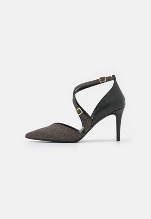 ADELA  - Klasické lodičky - brown/black