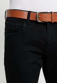 Esprit - Džíny Straight Fit - BLACK RINSE - 5
