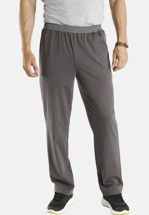 2 PACK  - Tracksuit bottoms - blau grau