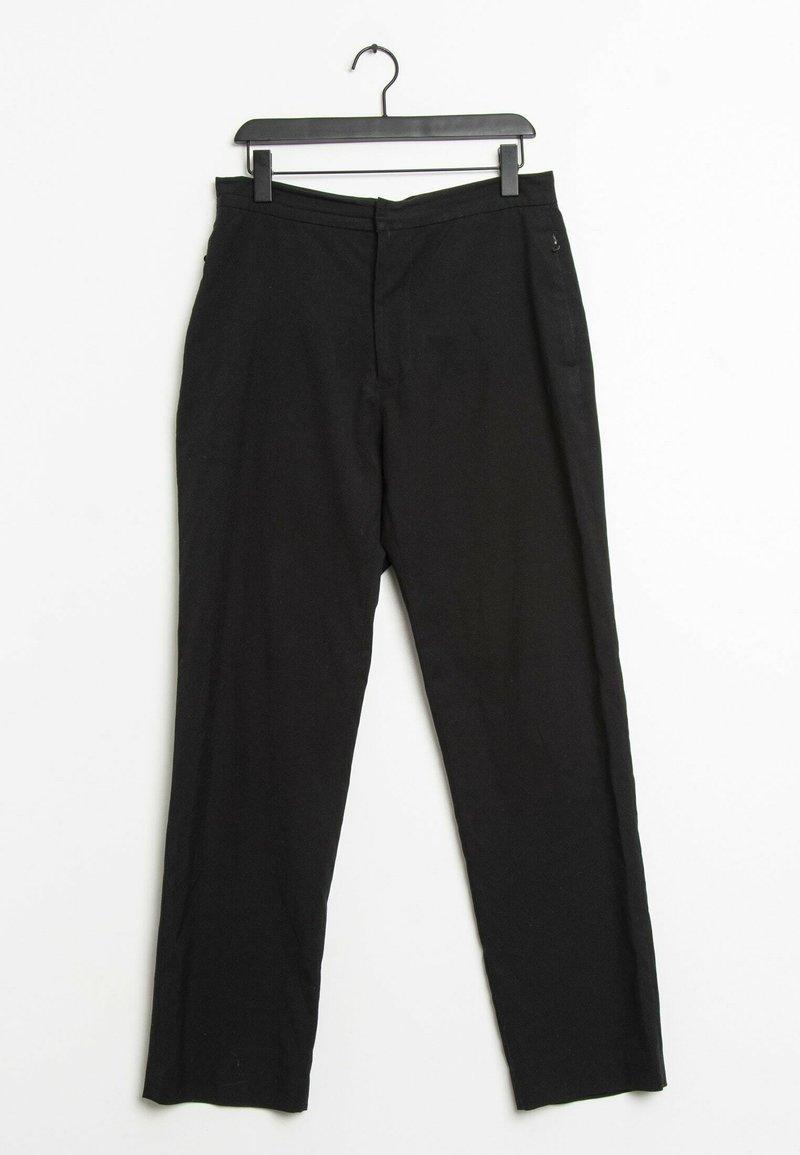 DKNY - Trousers - black