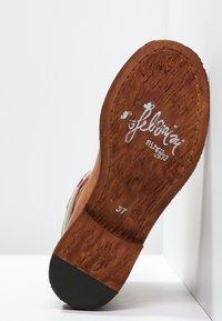 Felmini - GREDO - Classic ankle boots - cognac - 4