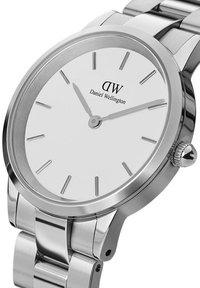 Daniel Wellington - ICONIC LINK 40MM - Horloge - silver - 4