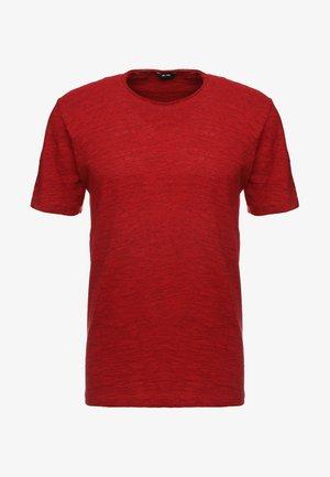 ONSALBERT LIFE NEW TEE - T-shirt basic - pompeian red