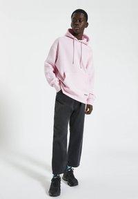 PULL&BEAR - Hoodie - pink - 0