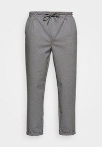 EBERLEINPLUS - Trousers - grey mix