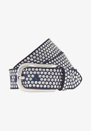 ZOE - Belt - jeansblau
