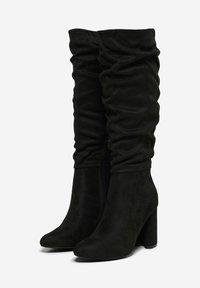 ONLY SHOES - Laarzen met hoge hak - black - 2