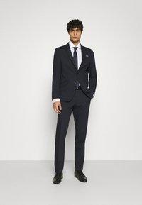 Bugatti - Suit - dark blue - 1