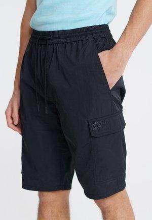 SUPERDRY CORE TRACK CARGO SHORTS - Shorts - black