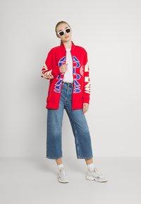 adidas Originals - WINDBREAKER - Training jacket - vivid red - 1