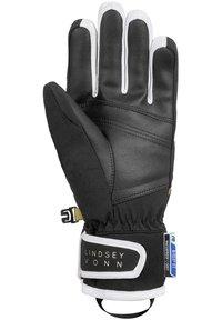 Reusch - Gloves - black / gold - 2