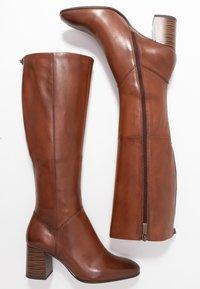 Tamaris - Boots - cognac - 3