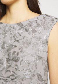 Lauren Ralph Lauren - DRESS - Denní šaty - taupe/zinc grey - 5