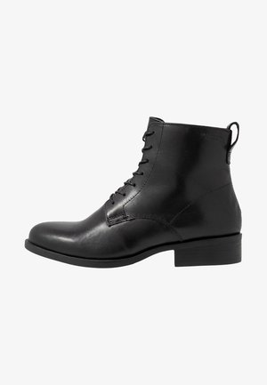 CARY - Lace-up ankle boots - black
