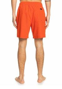 Quiksilver - Swimming shorts - pureed pumpkin - 1