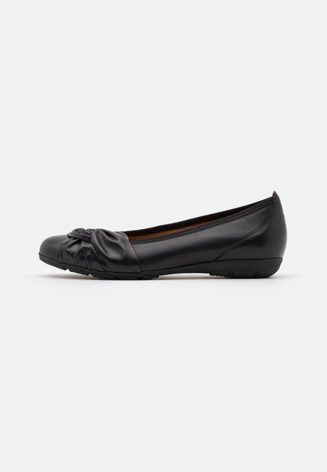 Ballerinasko - schwarz