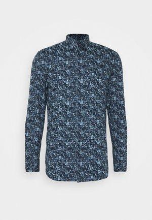 SLHSLIMREX-VICK SHIRT SLIM FIT - Formální košile - dark navy