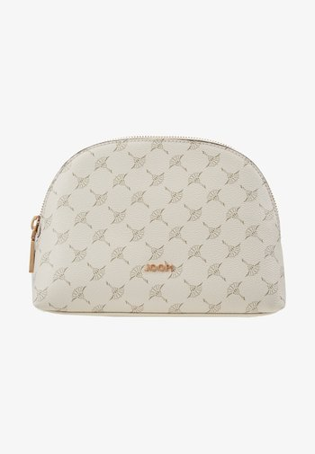 CORTINA MARISA COSMETICPOUCH - Wash bag - offwhite