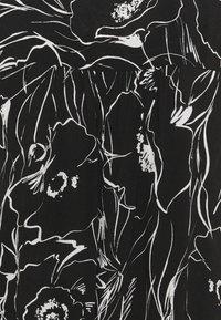 Esprit Collection - FLOWER - Blouse - black - 2