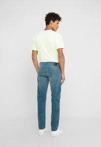 DRYKORN - JAZ - Slim fit jeans - aqua - 2