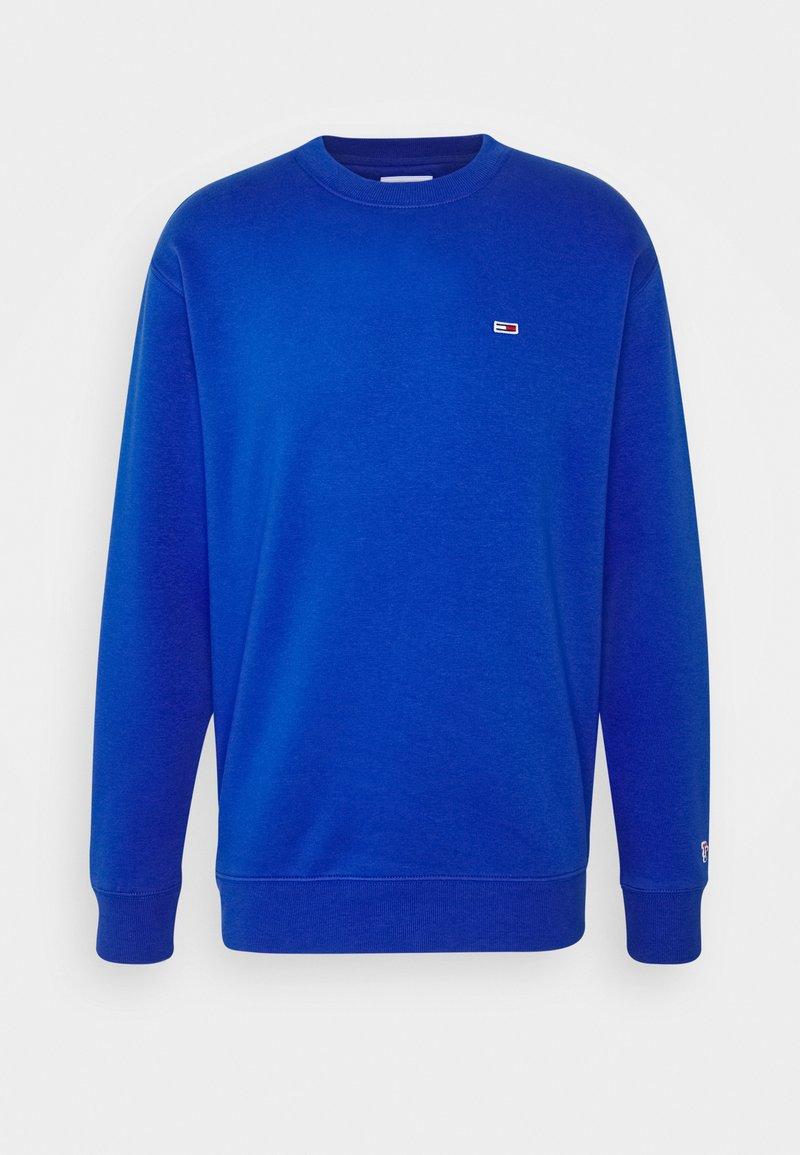 Tommy Jeans - CLASSICS CREW - Sweatshirt - providence blue