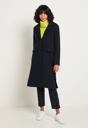 COAT BASIC - Classic coat - sky captain blue