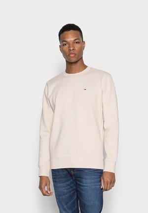 REGULAR C NECK - Sweatshirt - smooth stone