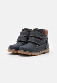 TOM TAILOR - Classic ankle boots - navy - 1