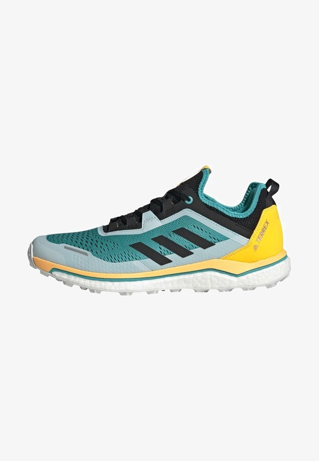 TERREX AGRAVIC FLOW SHOES - Trail running shoes - turquoise