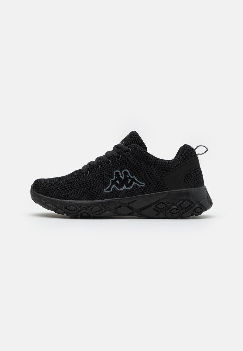 Kappa - CLIFFIN UNISEX - Sports shoes - black
