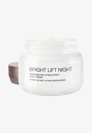 BRIGHT LIFT NIGHT - Soin de nuit - -