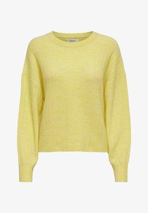 ONLCORINNE  - Pullover - sunshine