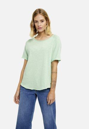 UNI - Basic T-shirt - green
