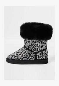 River Island - Winter boots - black - 0