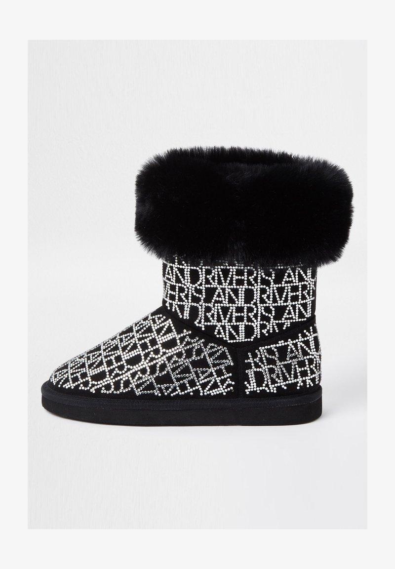 River Island - Winter boots - black