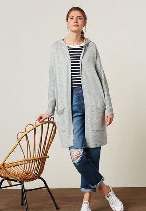 LONGLINE - Vest - grey