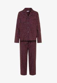 Seidensticker - Pyjama - rot - 4
